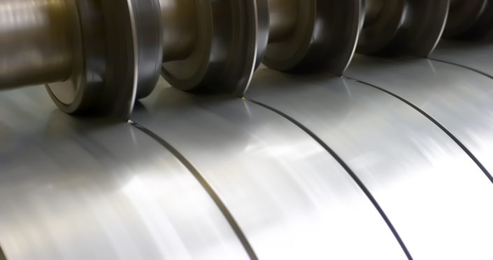 Bandstahl strip steel