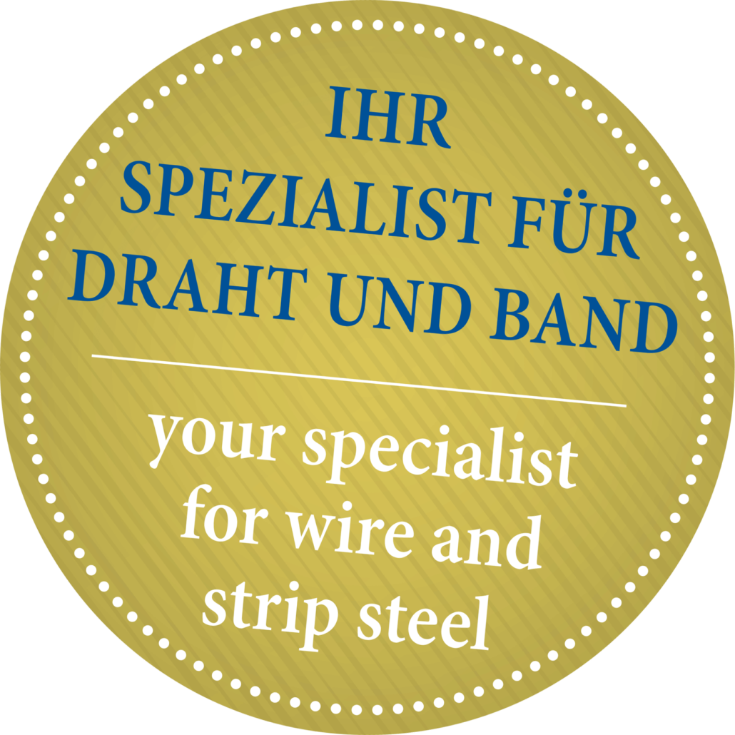 AWS Stahlhandel - Ihr Spezialist für Draht und Band / your specialist for wire and strip steel